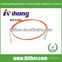 SC Multimode Simplex Faseroptik Patchkabel Hersteller mit hoher Qualität