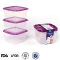 Plastic Microwave Container Plastic