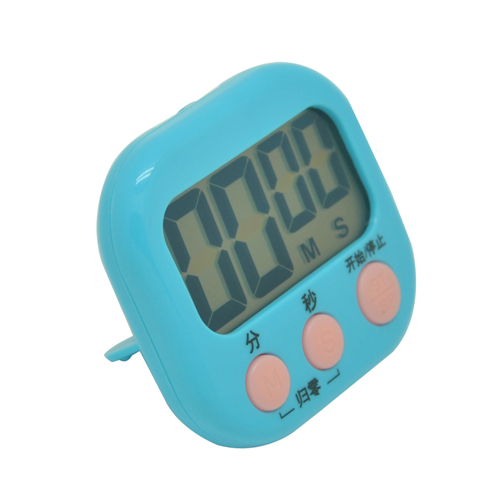 big LCD screen timer