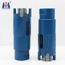 Huazuan T Segment Granite Drilling Diamond Dry Core Drill Bit