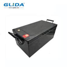 Batería recargable del sistema del fotovoltaico del almacenamiento de energía de 12V 250Ah