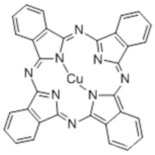 (29H,31H-phthalocyaninato(2-)-N29,N30,N31,N32)copper CAS 147-14-8