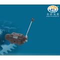 Ручной запорный клапан с регулируемым гидравлическим давлением