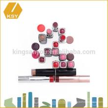 Taiwan cosmetic factory makeup custom empty lipstick plastic tube
