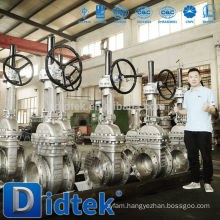 Didtek Oxygen api 600 gate valve