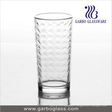 Pattern Water Drinking Glass Tumbler