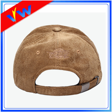 Custom Corduroy Embroidery Baseball Cap