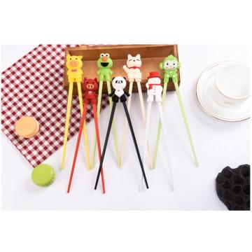 Funny Adorable Portable Silicone Kids Training Chopsticks