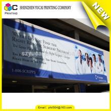 Eco-frinedly cusotm pvc vinyl banners print and custom christmas vinyl banner