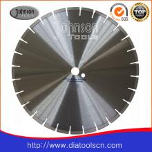 Lame de coupe de béton de 400 mm: lame de scie à diamant