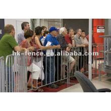 barrera de control de masas / barrera de eventos (estilo neozelandés)