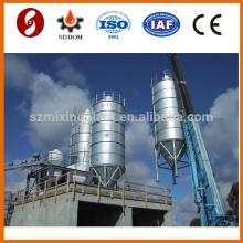 China high quality 100 ton mobile silo for sand