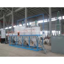 Small scale edible oil refinery machine for crude edible oil refinery plant
