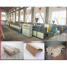 ПП/PE/PVC деревянная пластичная машина Производитель