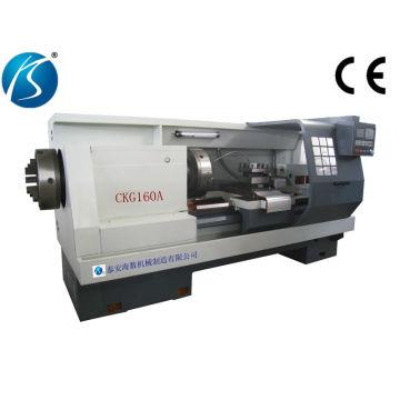 Máquina CNC para roscar tubos