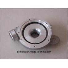 Logement de pompe de moulage mécanique sous pression en aluminium
