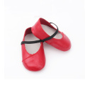 Chaussures habillées pour bébé en cuir véritable à semelle souple
