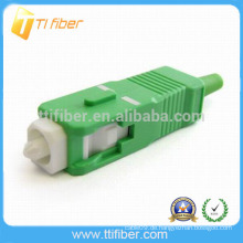 SC / APC 0.9mm Monomode Optical Connector, hochwertiger Faserverbinderhersteller