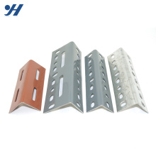 Corrosion Resistance slotted Carbon steel gi angle bar