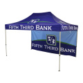 Steel Pole Outdoor Advertising Pvc Tent