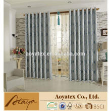 home decoration black out curtain