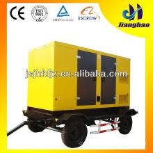 Heißer verkauf 110kw mobile generator anhänger diesel generator