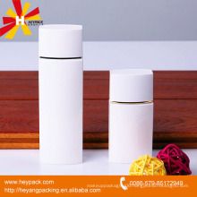 white color nice plastic square bottle
