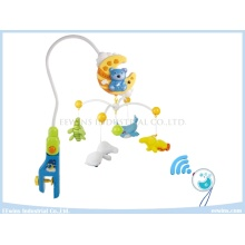 Remote Control Toys Musical Baby Mobiles with Timing Function for Baby