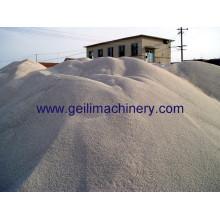 Areia de quartzo do baixo preço de China / areia de silicone refratária