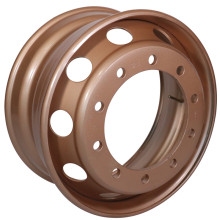 rodas de aço para o mercado asiático