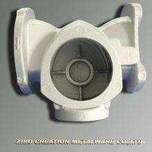 Корпус проточного насоса A356 Алюминий Гравитационное литье