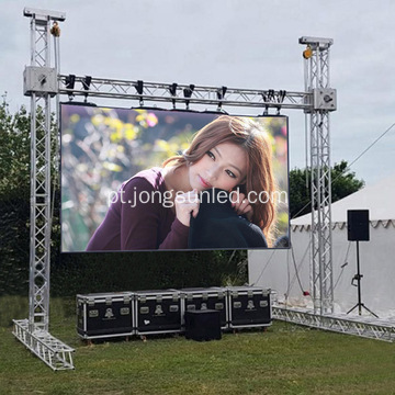 O que é P3 P4 P10 Led Display Screen