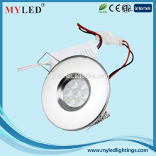 Cixi Manufactur Supply 45/65 Degree 2.5inch 3.5w LED encastré downlight CE RoHS Qualified for Housing