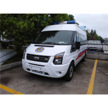 LHD Diesel ICU Transit Medical Clinic Modelo de ambulancia barato