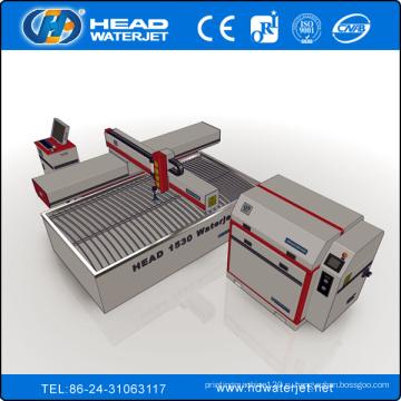 Для резки композитного материала 1500 * 3000 мм с помощью ЧПУ высокого давления