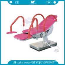 AG-S105C examinación equipo obstétrico silla de ginecología automática