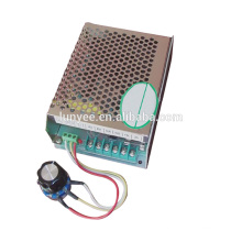 High Quality DC Motor Speed Controller Input AC 220V To Output DC 0-220V for 50W-500W motor