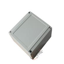 Transparenter Kunststoff-Boxen Lagerung wasserdichte elektrische Kunststoffgehäuse