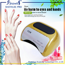 Lampe UV à LED 48W durcisseur à ongles léger