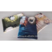 Fogo de artifício de alta qualidade impresso cachecol / lã de lã mercerizada