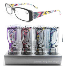 Ladies Reading Glasses with Display (DPR009)