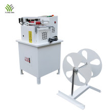 PLC controlled roll to sheet cutting machine