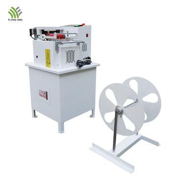 Máquina de corte de folha a rolo controlada por PLC