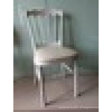 2016 Napoleão alumínio festa de casamento aluguel cadeira XYN2760