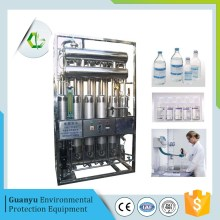 Stainless Steel 304 Tubular Multiple Distillation System