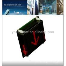 elevator hall lantern, lift hall lantern, lcd display for elevator