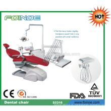 Modelo: S2316 CE & FDA Aprovado preço unitário de cadeiras dentárias