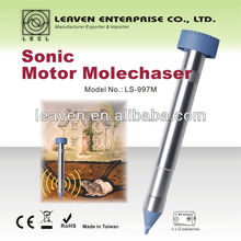 El más eficaz de pilas mole control mole repeller repelente de vole