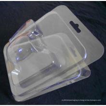 Изготовленные на заказ ясные пластичные коробки Волдыря (сделано в Китае)