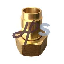 connecteur en laiton de soudure de mètre d'eau pour le tube de cuivre
